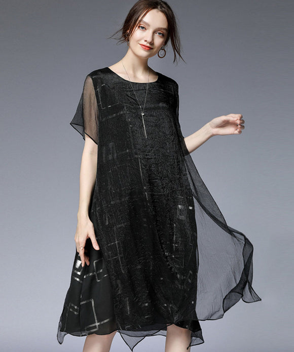 Christina Chiffon Dress