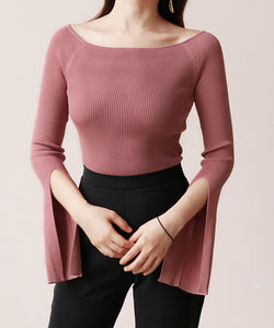Briony Knit Top (Non-Returnable)