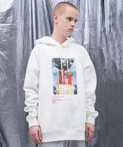 Clint Hoodie Sweater (Non-Returnable) - OOS