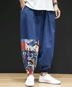 Albert Harem Pant (Non-Returnable)