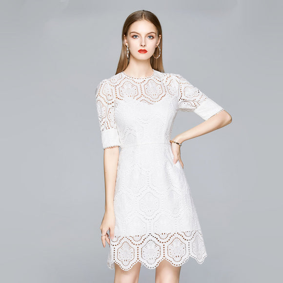 Esme Lace Dress