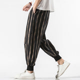 Beckett Stripe Drawstring Pant