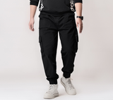 Jacob Pocket Drawstring Pants