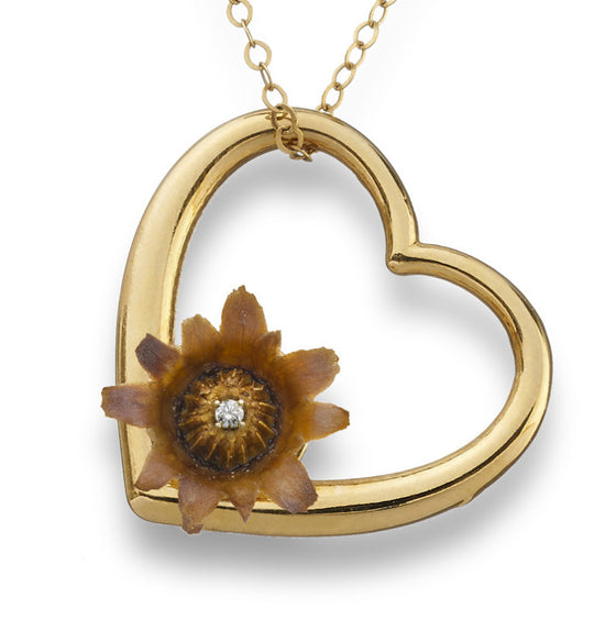14K Gold Eternal Love