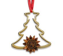 Load image into Gallery viewer, Christmas Miracle Blessing Tree Gold
