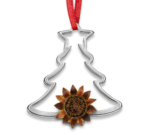 Christmas Ornament Silver