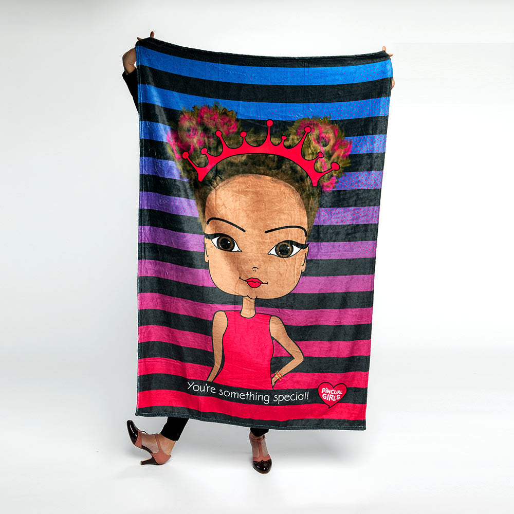 Throw Blanket African American