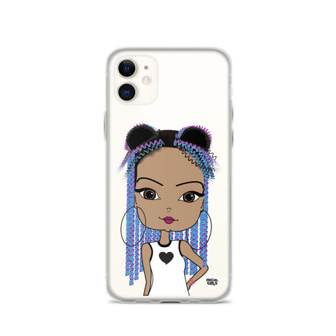 January 2021 iPhone Case