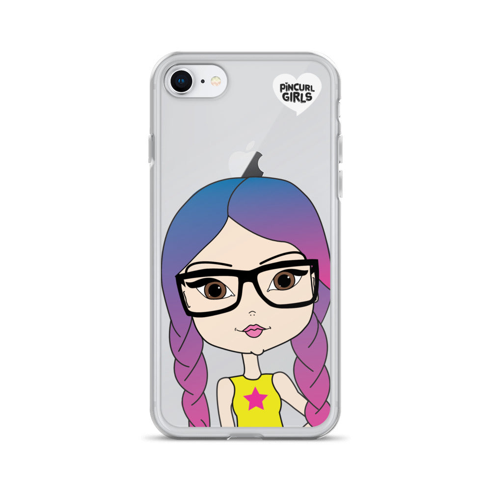 Super Star iPhone Case