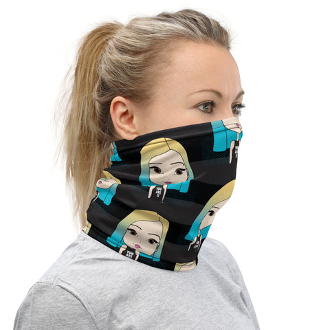 You Are It, Pincurl Girl Neck Gaiter