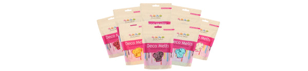 Deco Melts Due in Stock Next Week