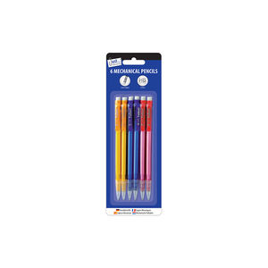6 Mechanical Pencils