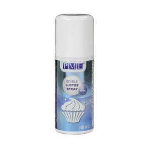pme edible lustre spray paint icing cupcake fondant cake decoration colouring Blue