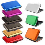 Aluminium Metal Pocket Business ID Credit Card Wallet Holder Case  - Things4craft.co.uk - 7