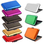Aluminium Metal Pocket Business ID Credit Card Wallet Holder Case  - Things4craft.co.uk - 8