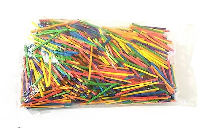 Matchsticks matches wooden model making craft Match Splints 5cm x 2mm x 2mm - Things4craft.co.uk - 1