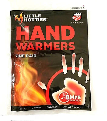 Hand Warmers - Little Hotties Keep Hands Warm for up to 8Hrs Insert in Ski glove - Things4craft.co.uk - 1