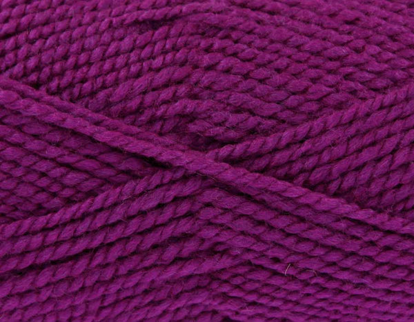 1748 Damson · Big Value Chunky Wool · 100g