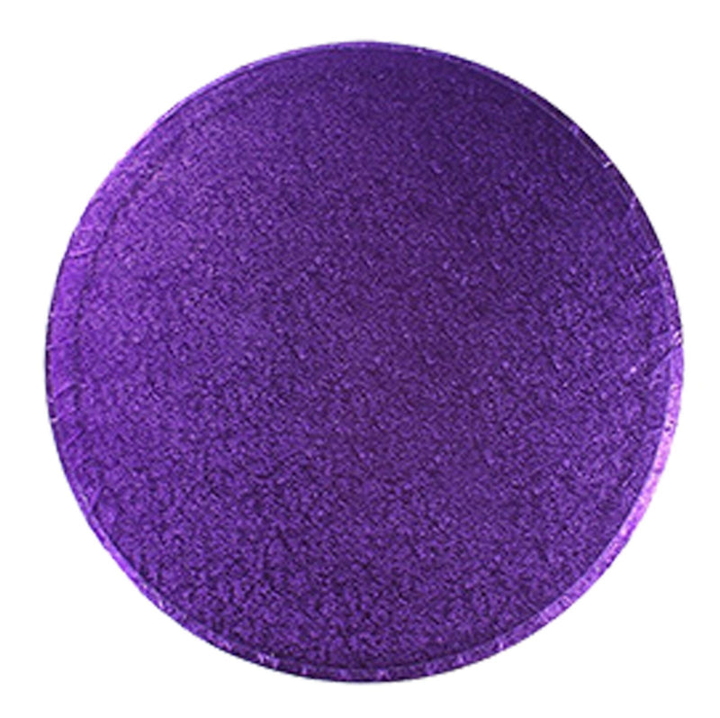 "Round Purple drum 12mm thick sizes 5 to 14 Round Purple Drum   12mm Thick   Sizes 5"" to 14"""