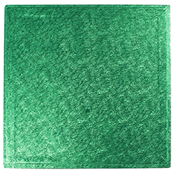 Square Green drum 12mm thick sizes 5 to 14 Square Green Drum   12mm Thick   Sizes 5