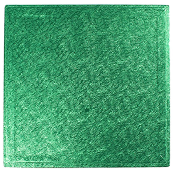 "Square Green drum 12mm thick sizes 5 to 14 Square Green Drum   12mm Thick   Sizes 5"" to 14"""