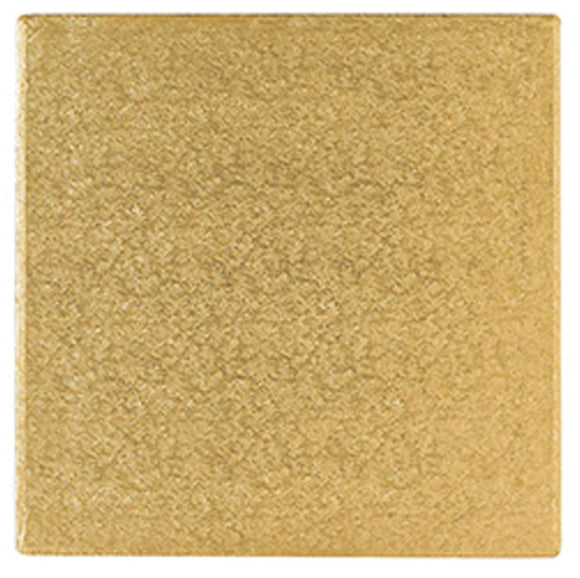 Square Gold drum 12mm thick sizes 5 to 14 Square Gold Drum   12mm Thick   Sizes 5