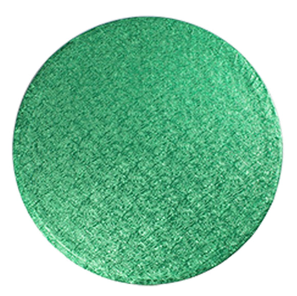 Round Green drum 12mm thick sizes 5 to 14 Round Green Drum   12mm Thick   Sizes 5