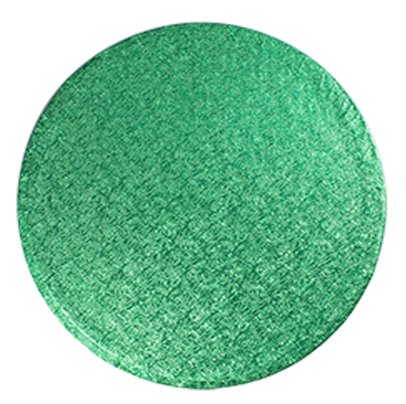 "Round Green drum 12mm thick sizes 5 to 14 Round Green Drum   12mm Thick   Sizes 5"" to 14"""