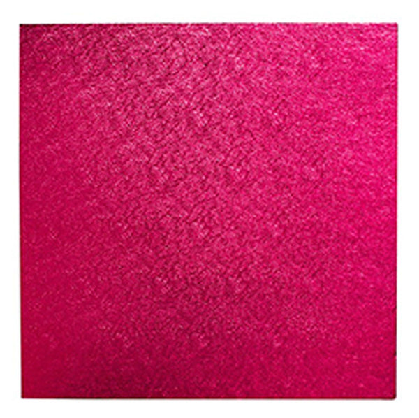 "Square Cerise drum 12mm thick sizes 5 to 14 Square Cerise Drum   12mm Thick   Sizes 5"" to 14"""