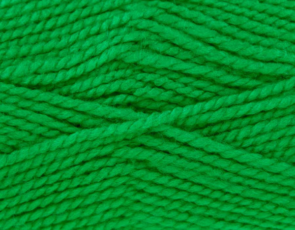 833 Green · Big Value Chunky Wool · 100g