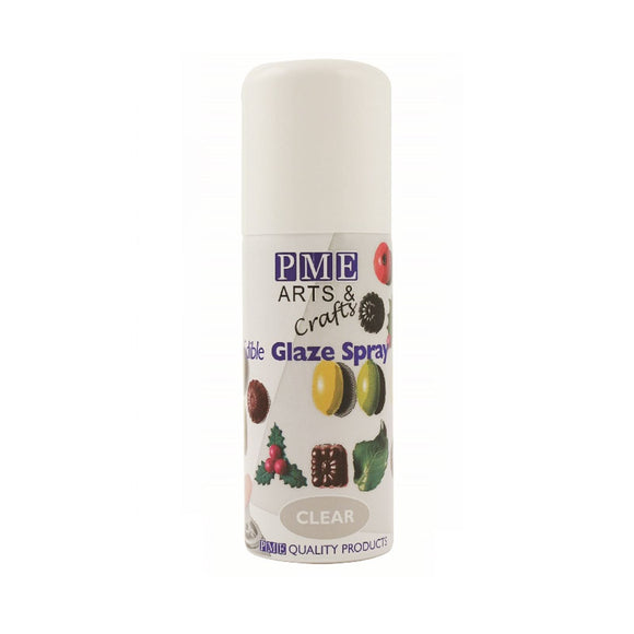 pme edible lustre spray paint icing cupcake fondant cake decoration colouring Glaze