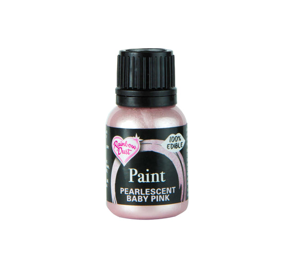 Paint Metallic - Pearlescent Baby Pink