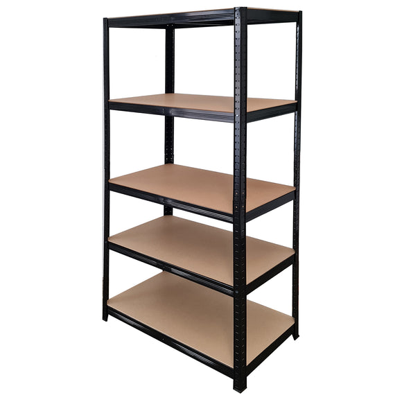 Garage / Warehouse Metal Boltless Shelving 180cm x 90cm x 45cm ****Collection ONLY****