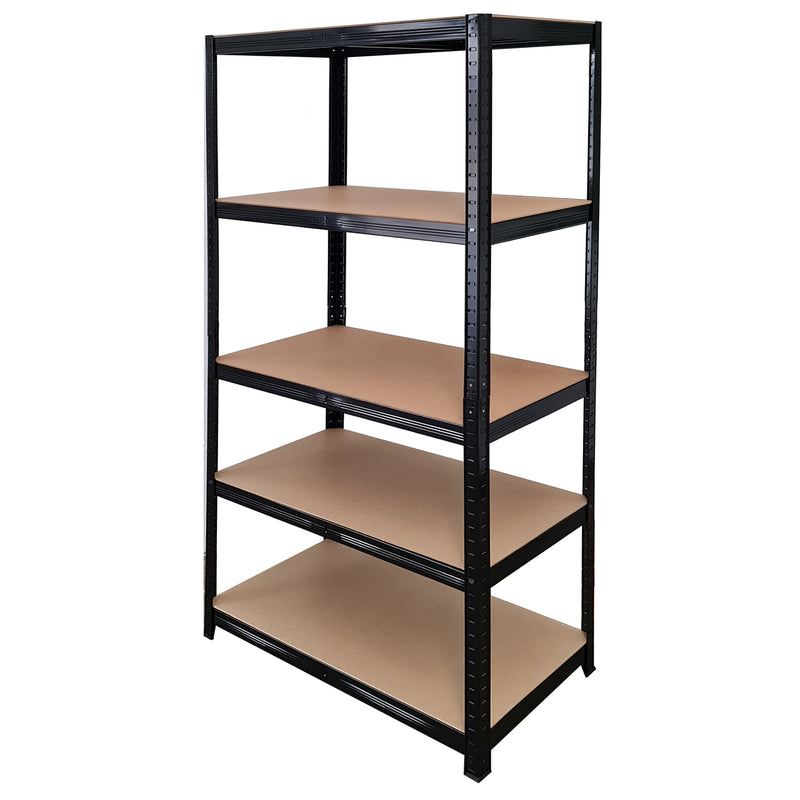 Garage / Warehouse Metal Boltless Shelving 180cm x 90cm x 45cm  ***Delivered***