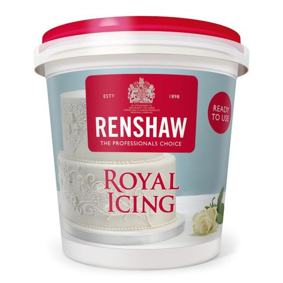 Renshaw Royal Icing - 400g