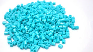 Bluey Green fuse beads 500 beads per pack 5mm high quality color bead
