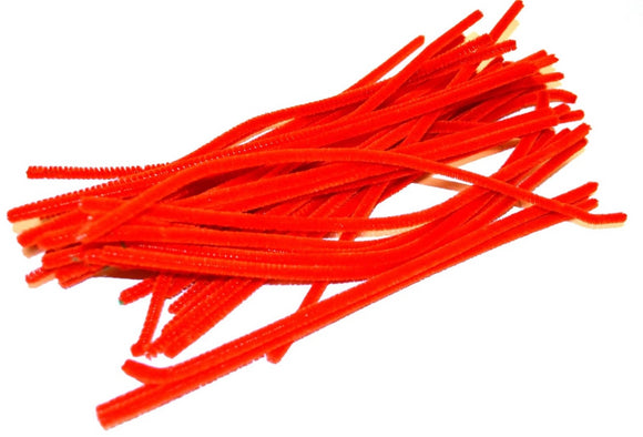 Dark Red pipe cleaners chenille craft pipe cleaner 30cm 12 inch uk supplier