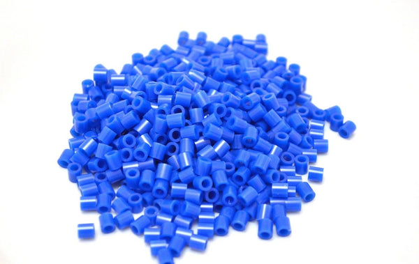 Dark Blue fuse beads 500 beads per pack 5mm high quality color bead