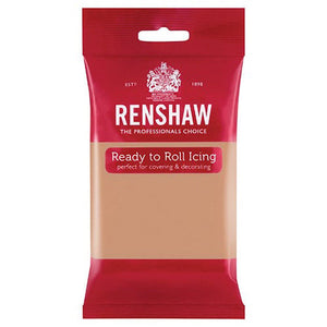 Renshaw Ready to Roll Skin Tone Décor ice sugar paste sugarpaste icings fondants things4craft.co.uk icing