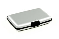 Aluminium Wallet - Protect Contactless Cards
