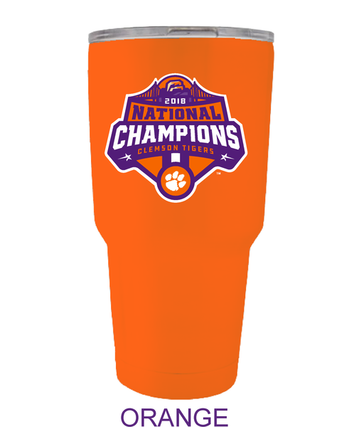 National Championship Logo Tumbler 20oz