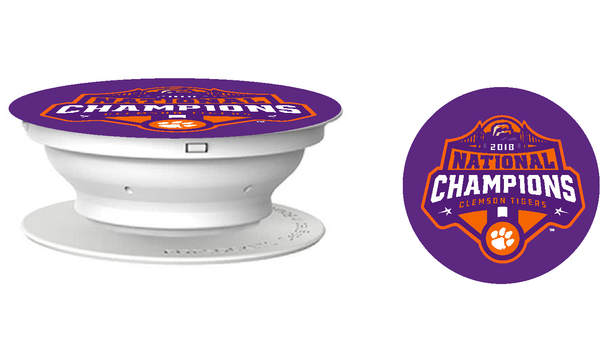 National-Championship Logo Pop-Socket