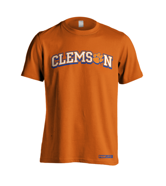 Clemson Strong Orange - PAWLIFE! - PAWLIFESTORE