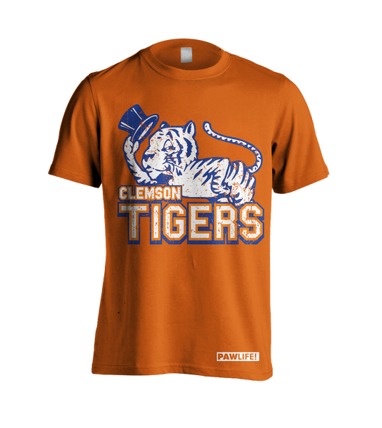 Tiger Tip Orange - PAWLIFESTORE