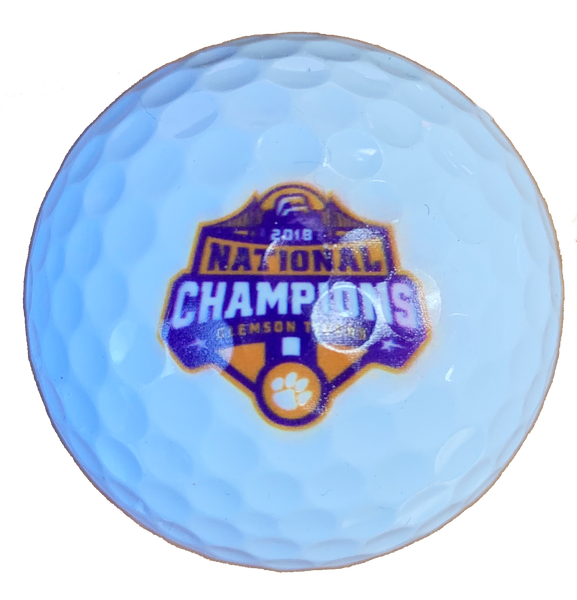 National Championship Golf Balls