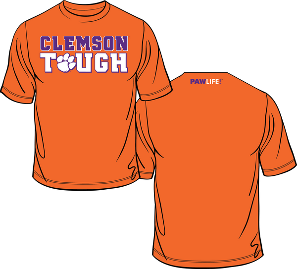 Clemson Tough - PAWLIFESTORE