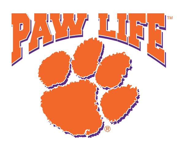 Bridge - Clemson Decal - PAWLIFESTORE