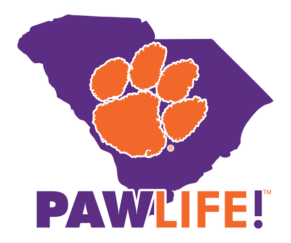SC is Tiger Country - Clemson Decal - PAWLIFESTORE