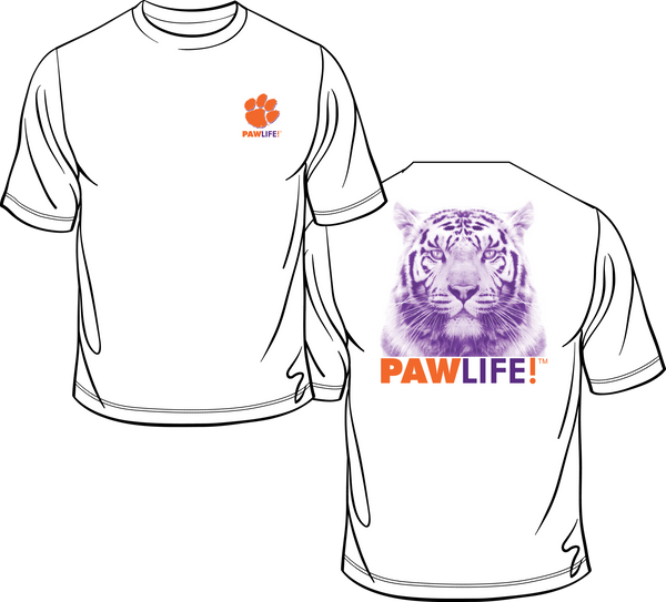 Purple Tiger - PAWLIFESTORE