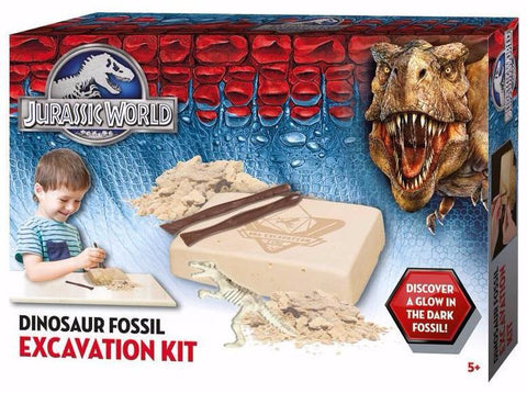 Dinosaur Excavation Fossil Kit
